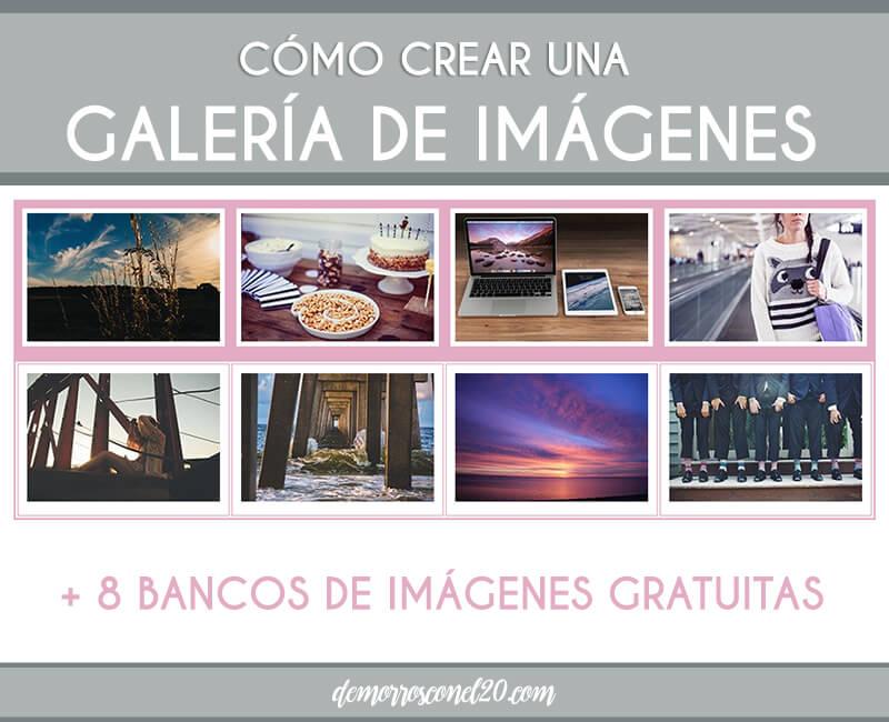 como-crear-galeria-de-imagenes-en-blogger