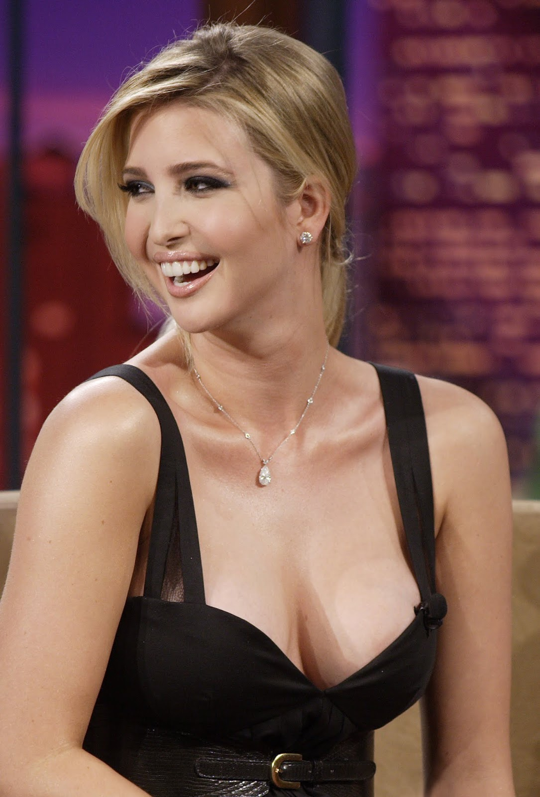 Ivanka Marie Trump is an American businesswoman, socialite, heiress, and fashion model.