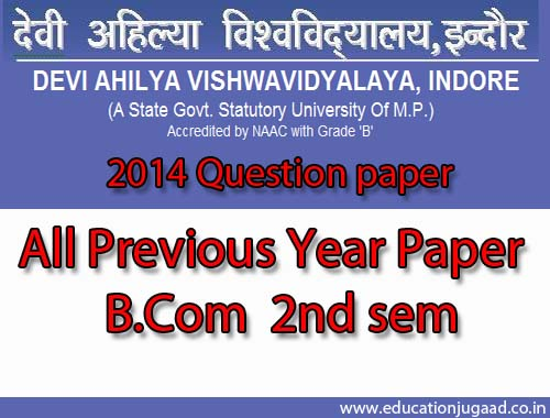 davv-b.com-2sem-previous-year-paper-2014-education-jugaad