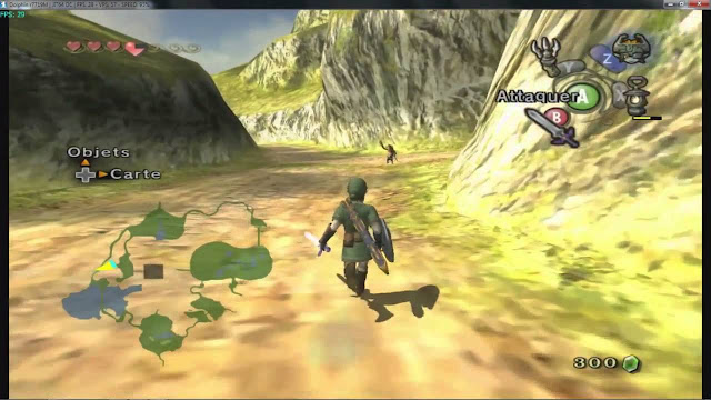 The Legend of Zelda: Twilight Princess screenshot 2