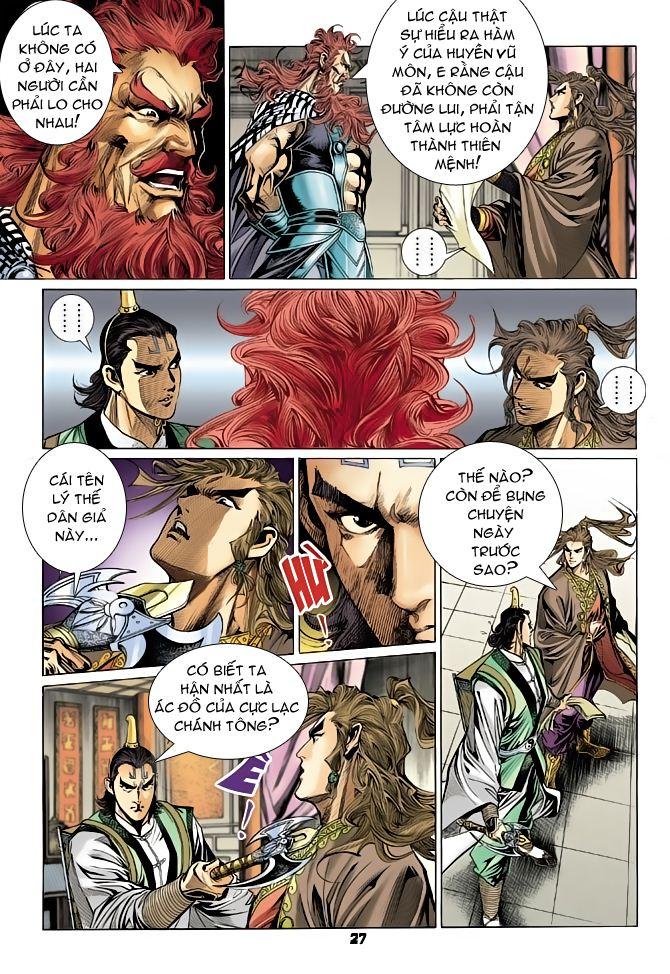 Đại Đường Uy Long chapter 69 trang 25
