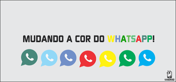 Como mudar a cor, fonte e visual do Whatsapp?