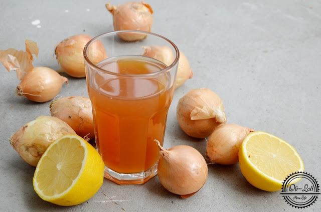 Cebulowy drink wzmacniający odporność