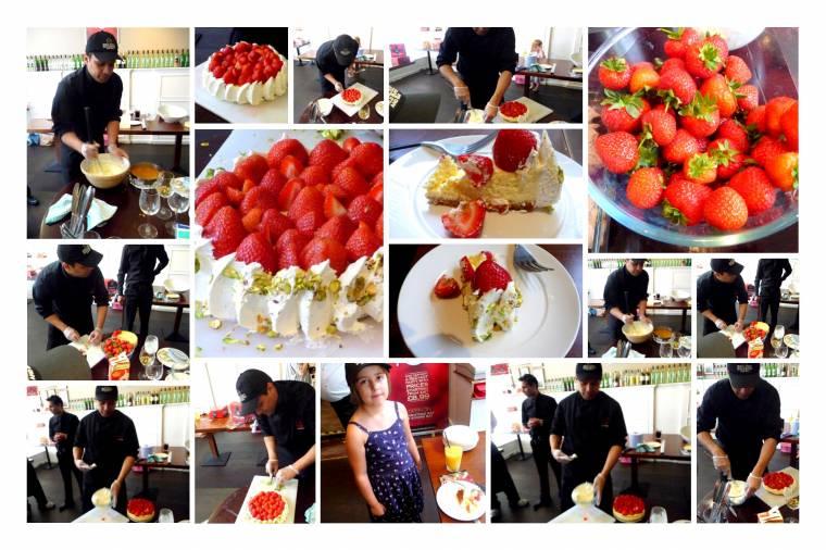 Cake Masterclass Red Hot World Buffet: Creative