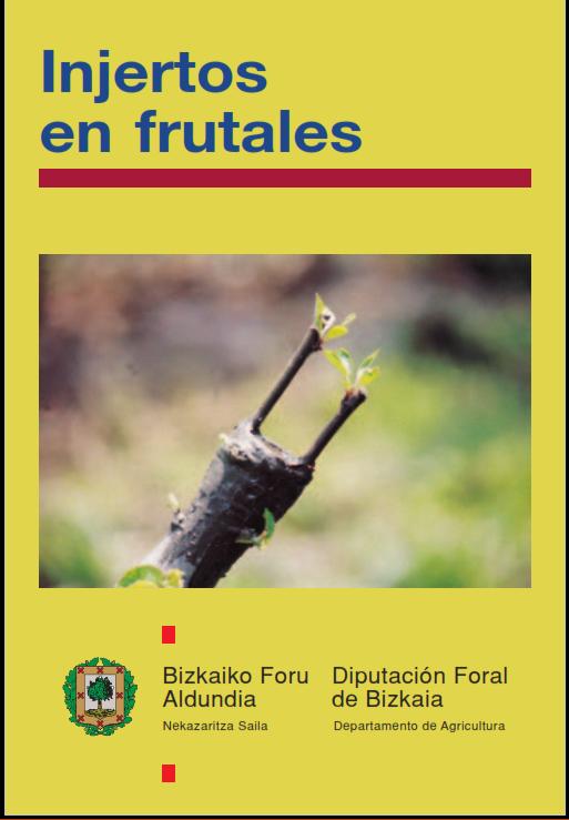Injerto en frutales libros agronomicos peru for Viveros frutales pdf