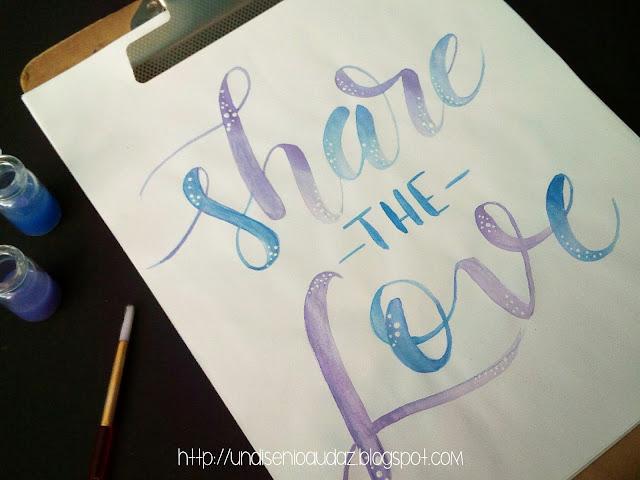 lettering-con-acuarelas