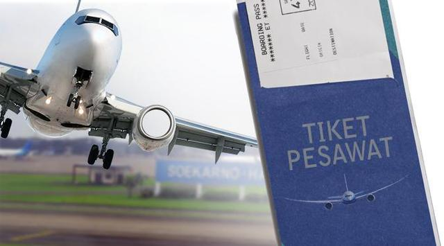 Tiket Pesawat Sumbang Inflasi Akhir Tahun di Aceh