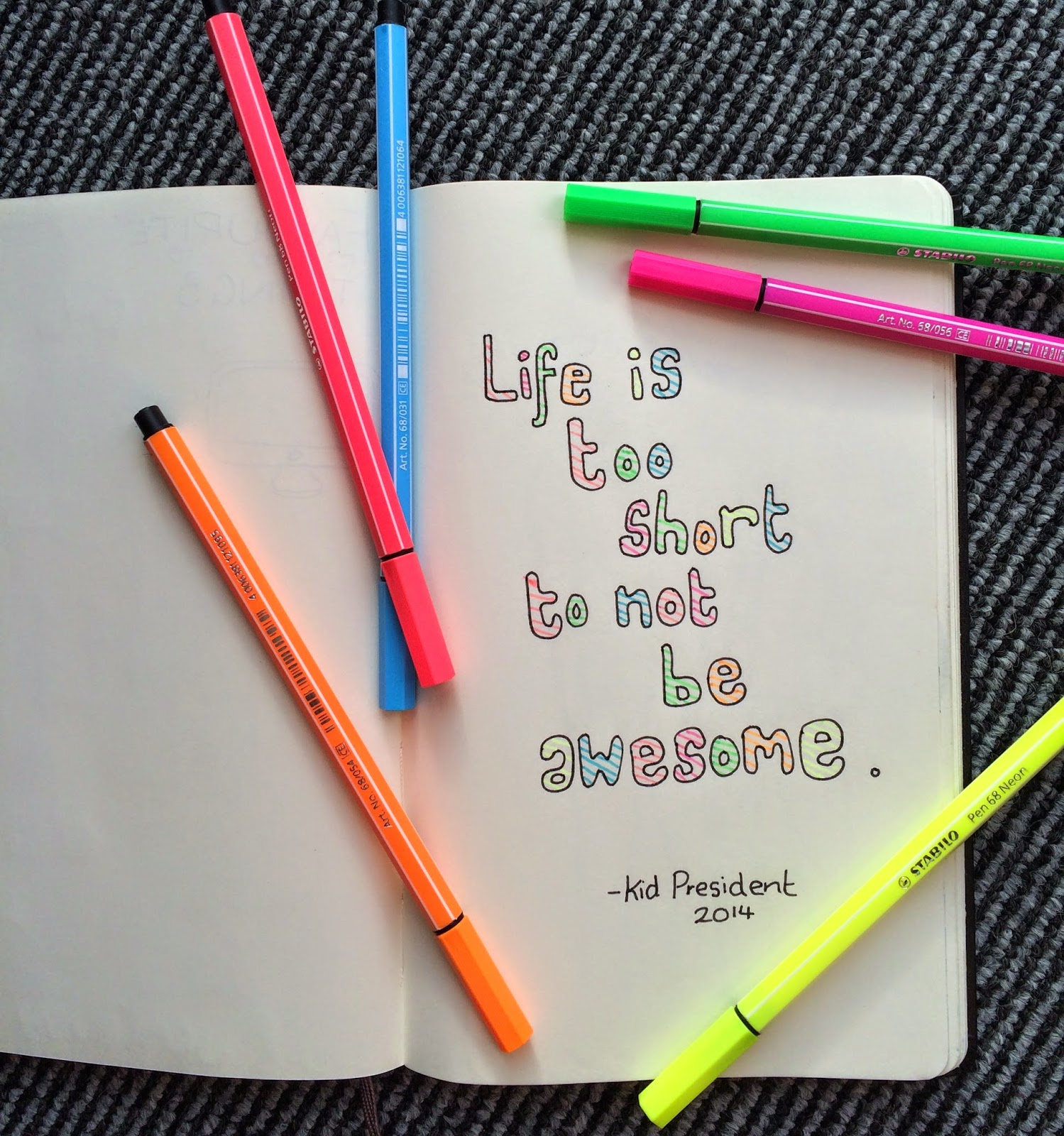 life-is-too-short-to-not-be-awesome-quote