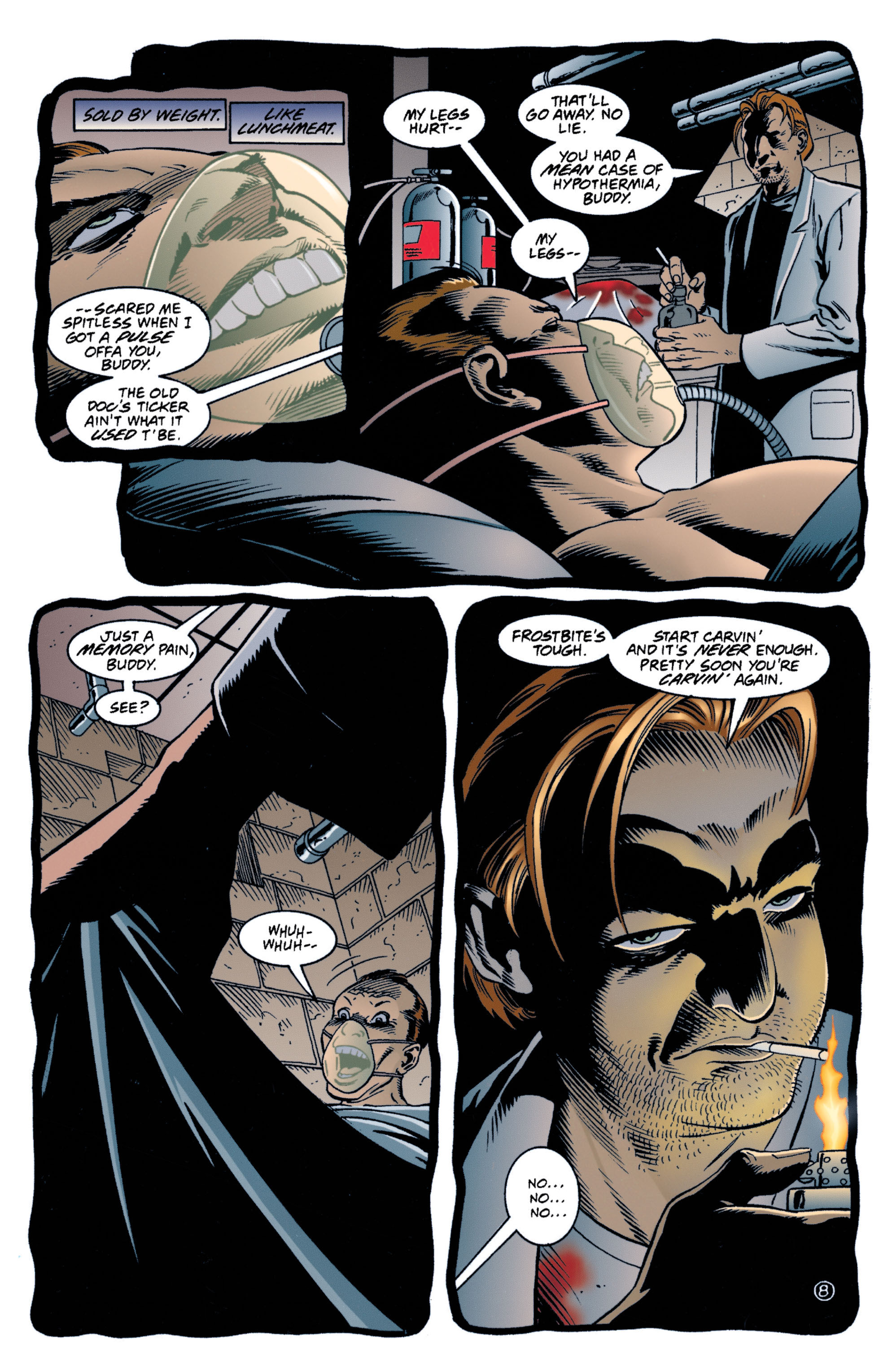 Detective Comics (1937) 717 Page 7