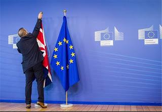 l'insuffisance des progrès sur le Brexit