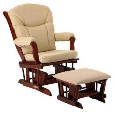 Manfaat duduk di  kursi goyang bagi kesehatan tubuh manusia