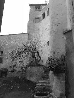 la tour Jarlier à Saint-Tropez