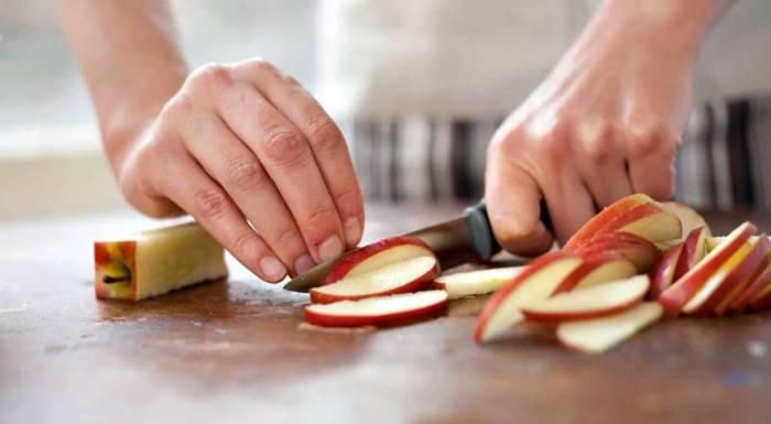 Las manzanas ayudan a combatir el cáncer