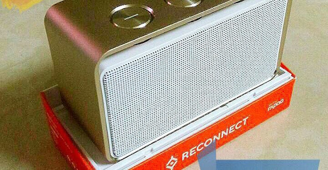 Reliance Reconnect Bluetooth Stereo Speaker Giveaway