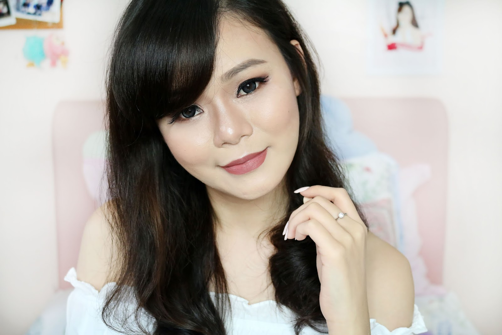 tutorial, tutorial makeup, makeup, makeup tutorial, makeup natural, my go to makeup, makeup sehari-hari, everyday makeup, korean makeup, korean style makeup, makeup untuk asia, makeup untuk indonesia
