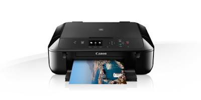 Canon MG5750 Télécharger Pilote Pour Mac et Windows