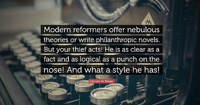 Balzac and the thief