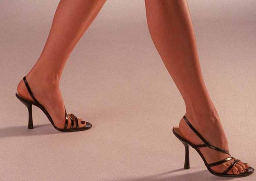 Some companies in Canada's British-Columbia province can force women to wear high heels at work.