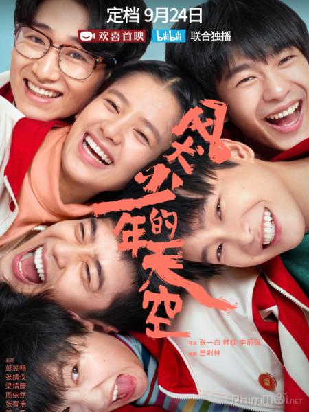 Bầu Trời Của Thiếu Niên Phong Khuyển - Run For Young (2020)
