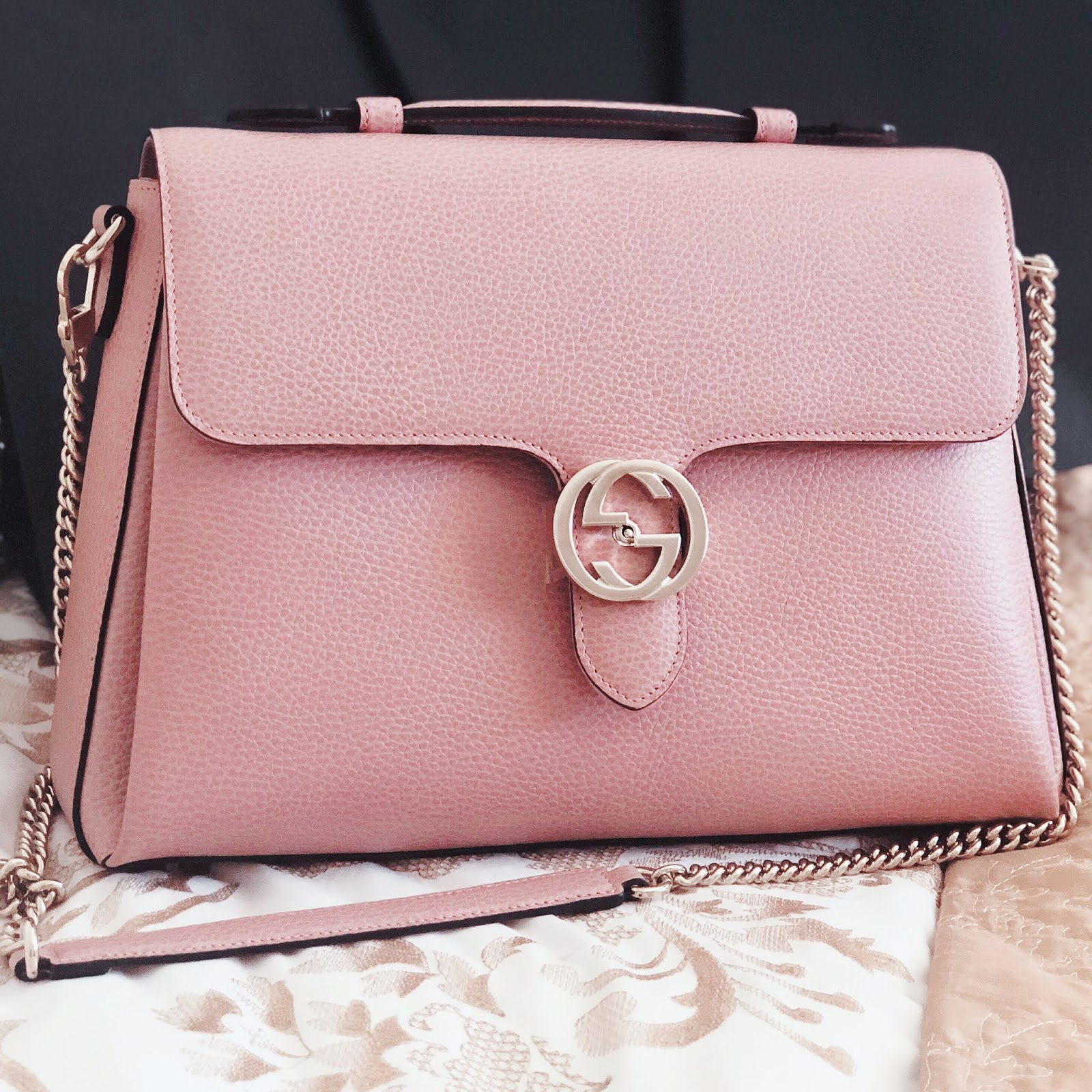 My Big Pink Gucci Haul www.ourdubailife.com