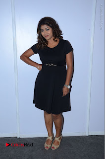 Tollywood Actress Geethanjali Thasya Latest Pos in Black Short Dress at Nanna Nenu Na Boyfriends Audio Launch  0053.JPG