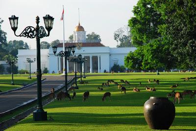 Istana Bogor Raya (Kebun Raya Bogor)