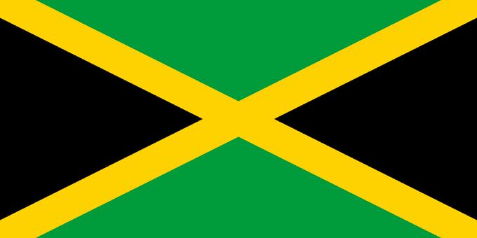 Flag of Jamaica | Jamaican Flag | Jamaican National Flag