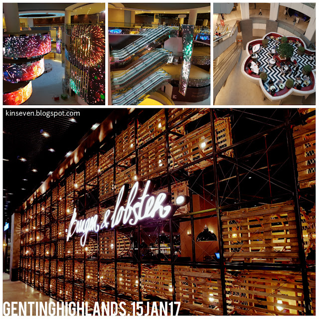 #AwanaSkyway, Genting Highlands Premium Outlets
