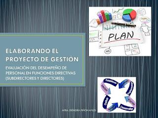 Guía de elaboración del Proyecto de Gestión para DIRECTIVOS DE EDUCACIÓN BÁSICA EN SEGUNDO AÑO DE INDUCCIÓN