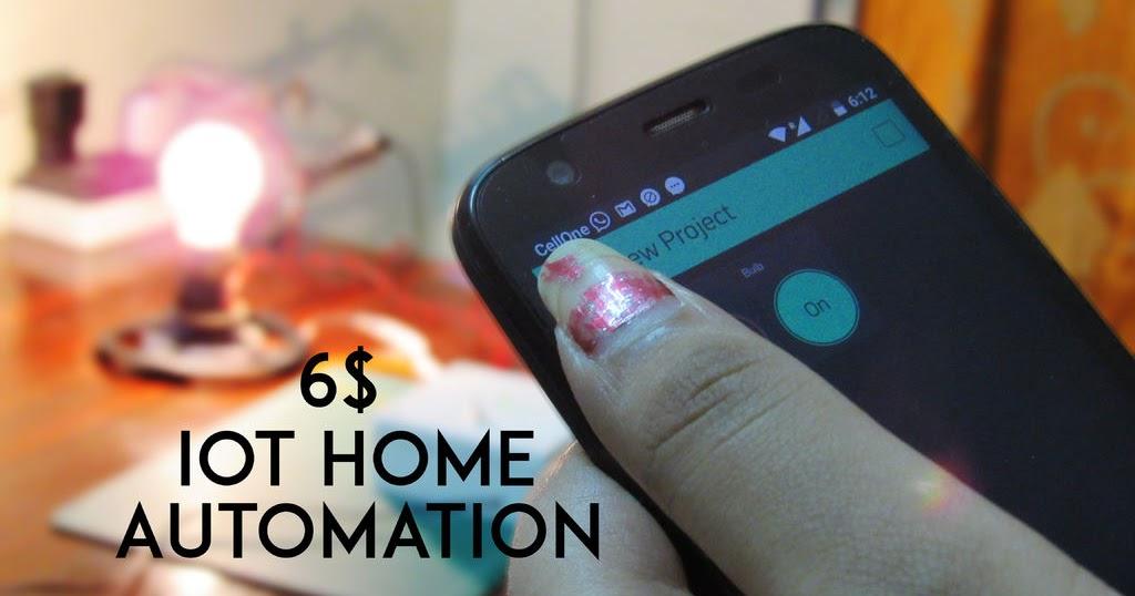 Controla as luzes de casa (e outras coisas) a partir do smartphone por apenas €5
