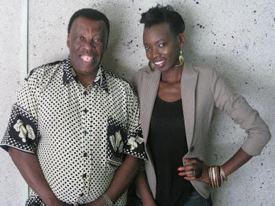 Radio Veteran Mambo Mbotela. PHOTO | ANYIKO