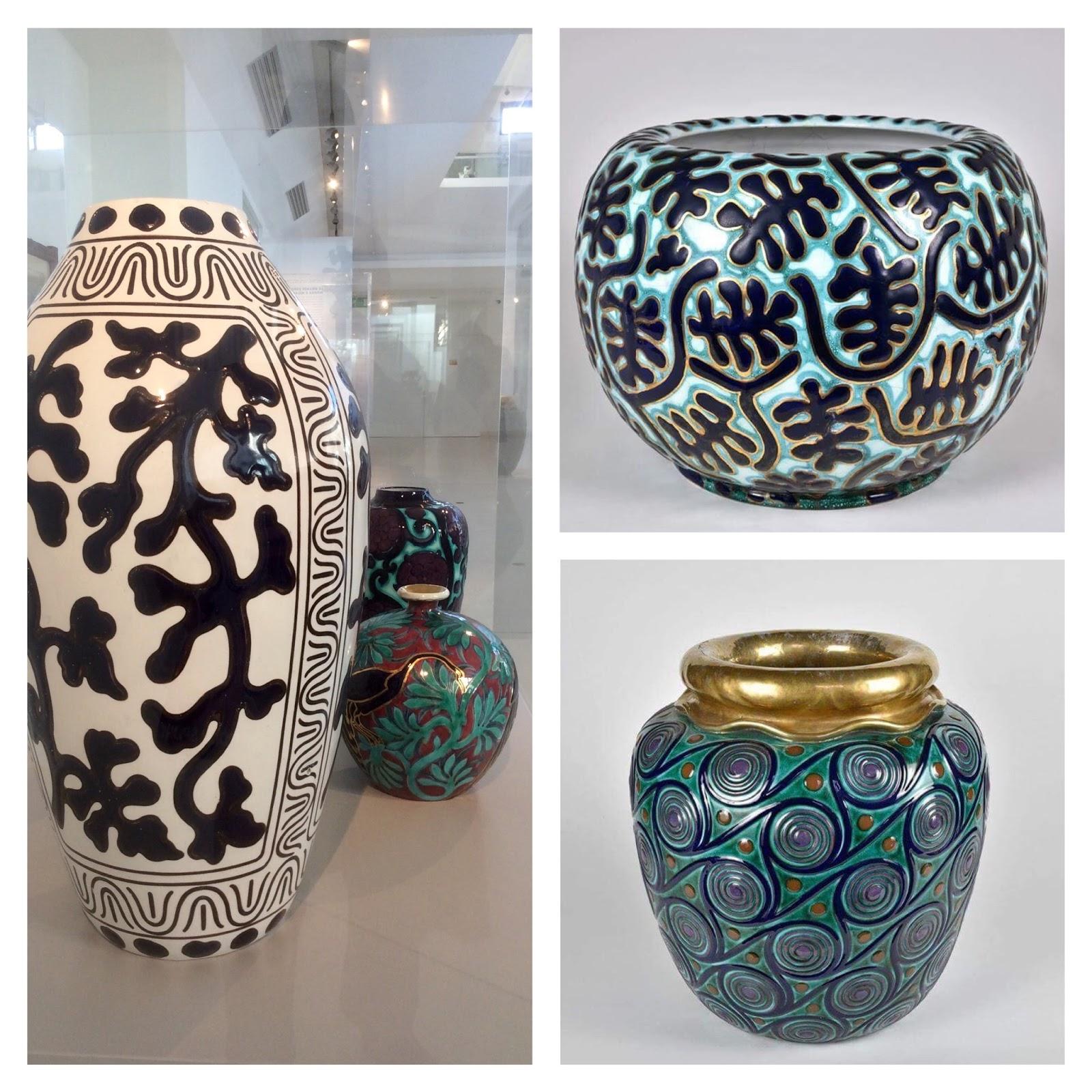 Riccardo Gatti Ceramica.Living Ravenna Visita Alla Mostra Ceramica Deco Il Gusto