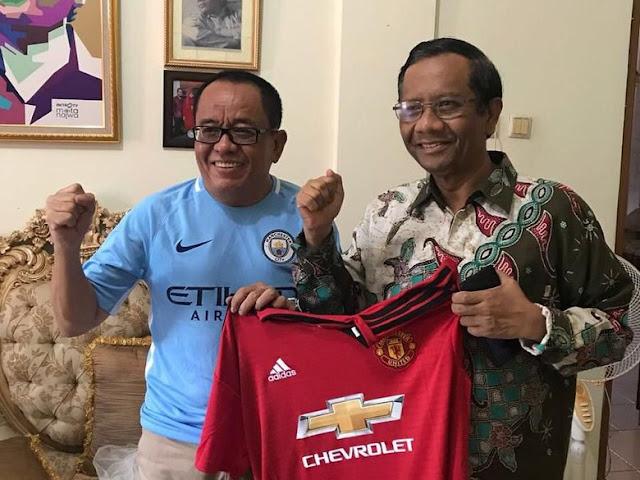 Mahfud Digoda 'Pindah' Klub, Gerindra: Kode Balik ke Prabowo