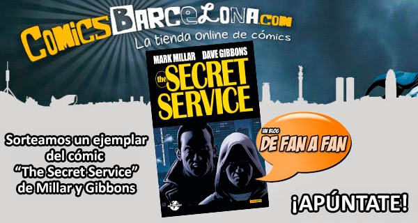 Concurso The Secret Service en De Fan a Fan