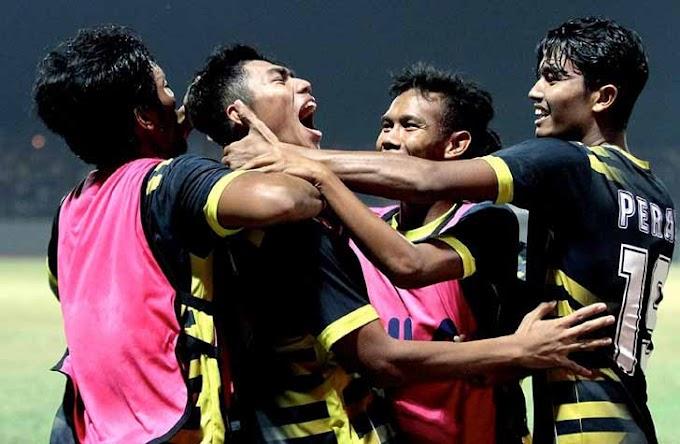 SUKMA 19: Perak Akan Bertemu Kedah Di Final