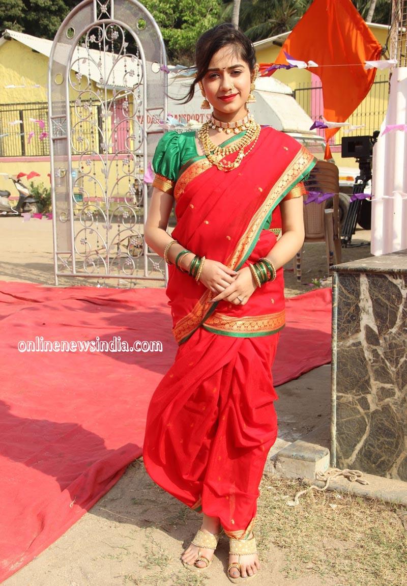 Jannat Zubair Rahmani as Pankti in show Tu Aashiqui