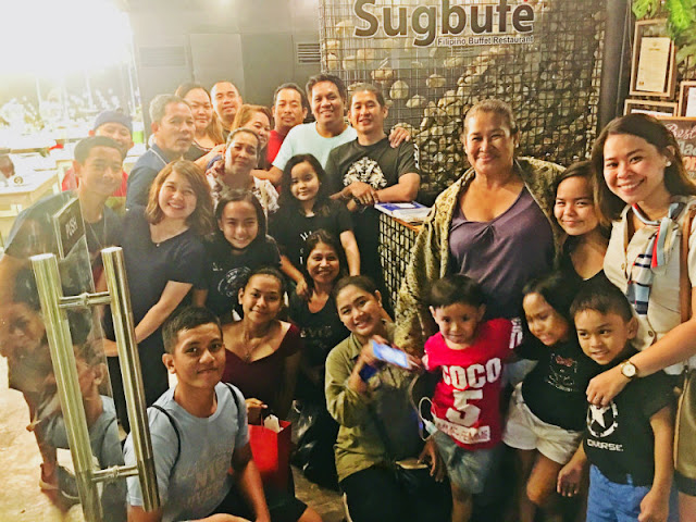 Sugbufe Buffet Restaurant Cebu Mandaue