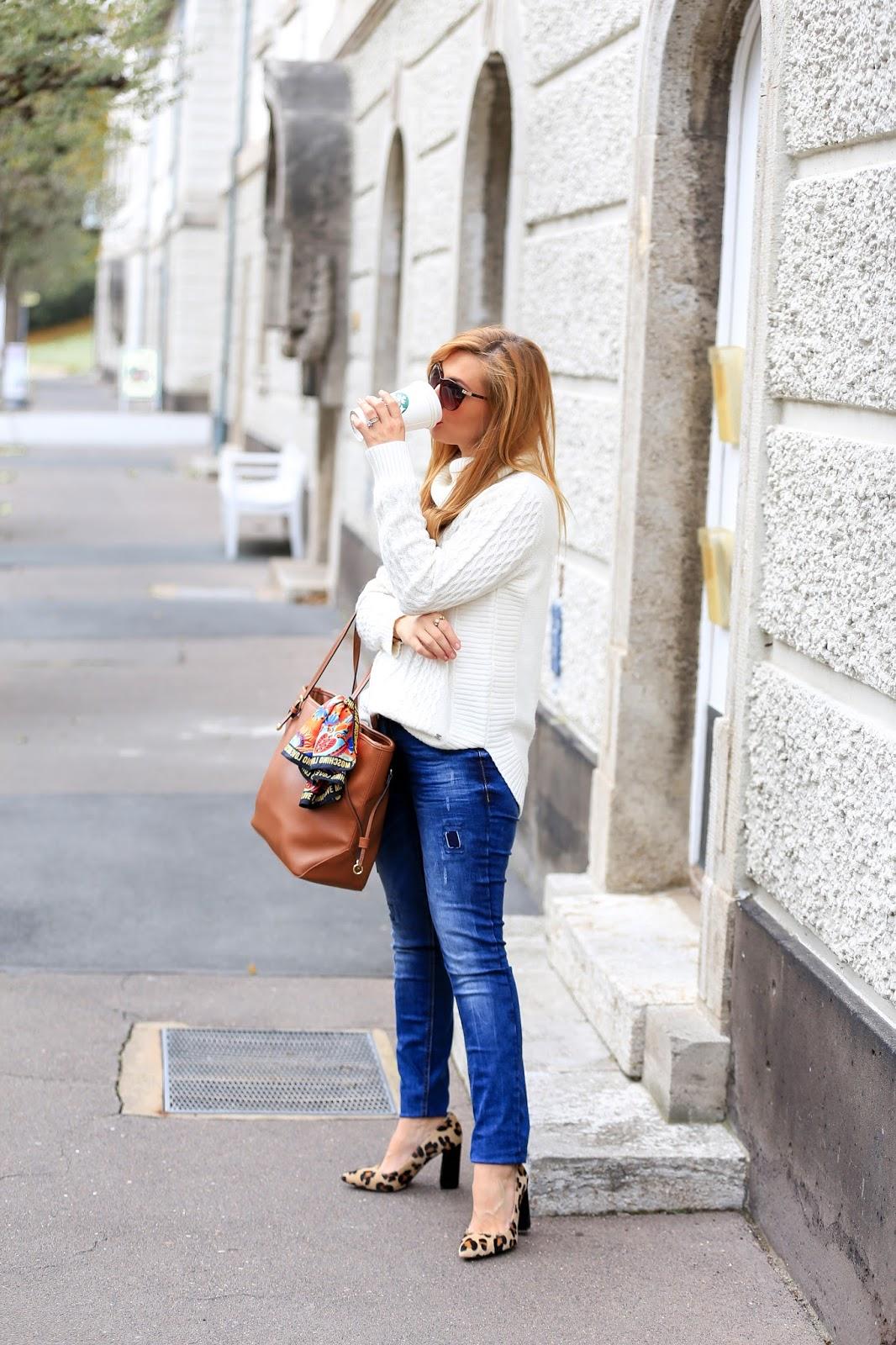 leopard-pumps-Leopard-Schuhe-leo-Schuhe-weißer-rolli-weißer-strickrolli-fashionblogger-blogger-aus-deutschland-fashionstylebyjohannaBrauner-shopper-shopper-bag-