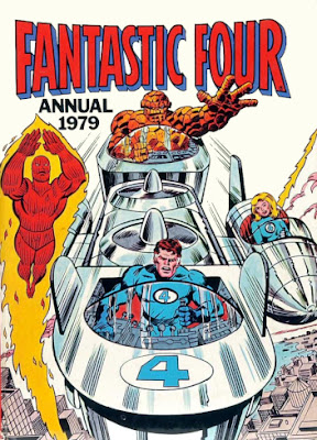 Marvel UK, Fantastic Four Annual 1979