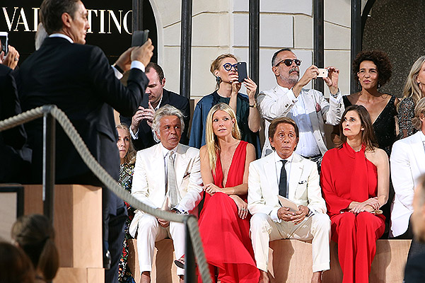 2015/07/10 Fashion Week in Paris: valentino
