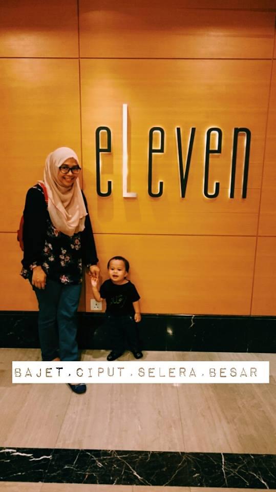 Eleven Rooftop, Hotel Perdana