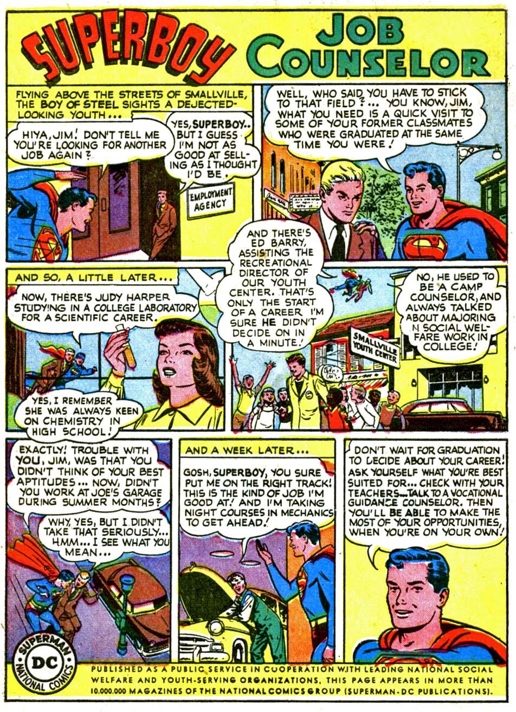 Read online Detective Comics (1937) comic -  Issue #162 - 50