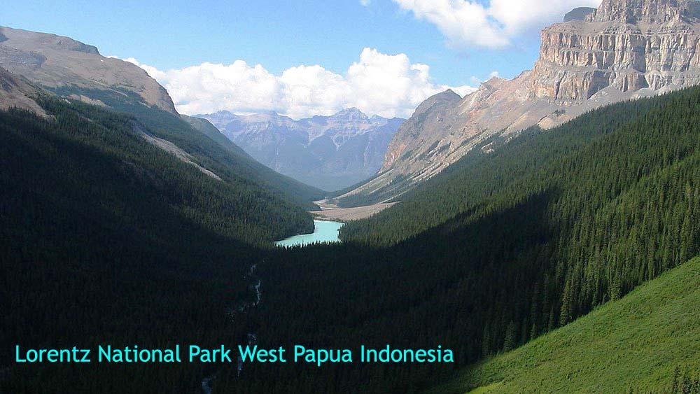 Lorentz National Park Wilderness Papua Indonesia