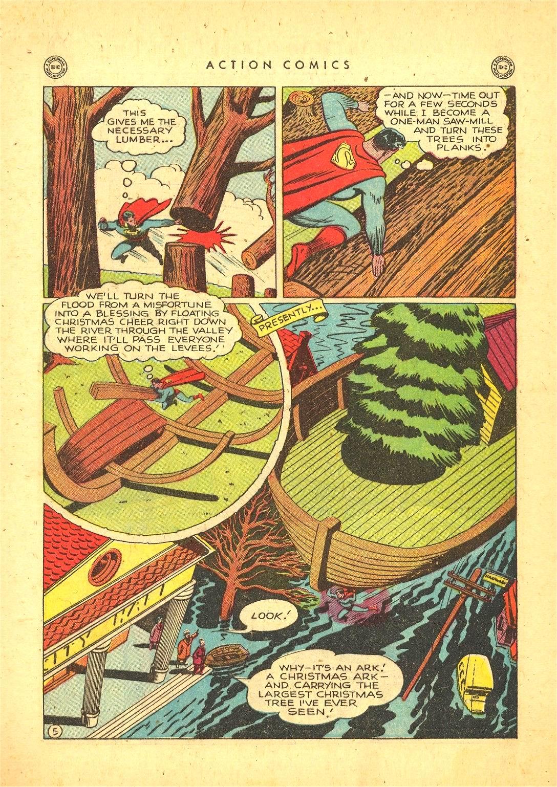 Action Comics (1938) 117 Page 5