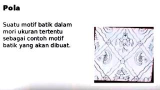 Batik - Jenis Alat dan Bahan Membuat Batik