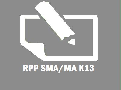 RPP Fisik SMA kelas x, i, xii kurikulum 2013 lengkap