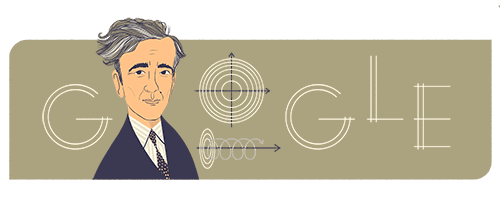 Google Doodle - Lev Landau's 111th Birthday