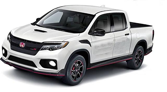 2020 Honda Ridgeline Type R Price