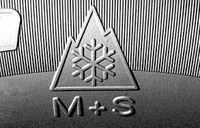 Oznaka gume M+S