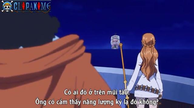 Các thuyền viên băng mũ rơm được cứu nguy nhờ sanji mang bánh cưới tới kịp lúc